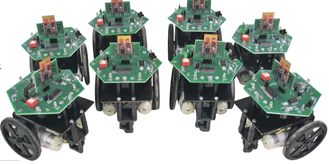 Araştırmalarda kullanılan robotlara örnekler...