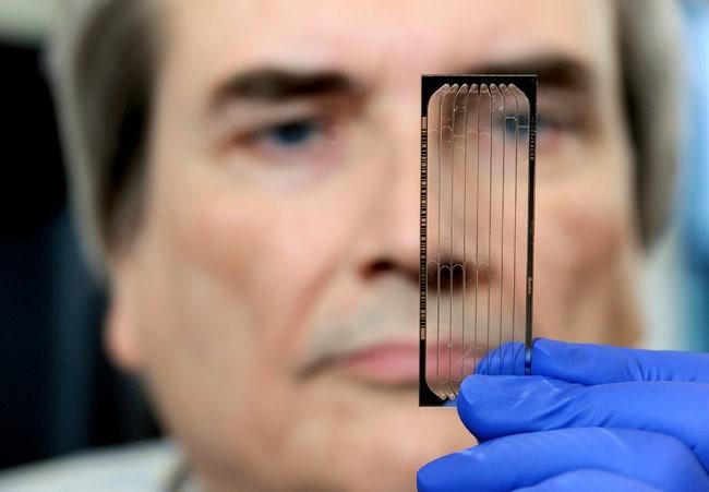 Bir DNA örneği. Sekanslama son 20 yıl içerisinde daha hızlı ve göreli daha ucuz yapılabilmektedir.