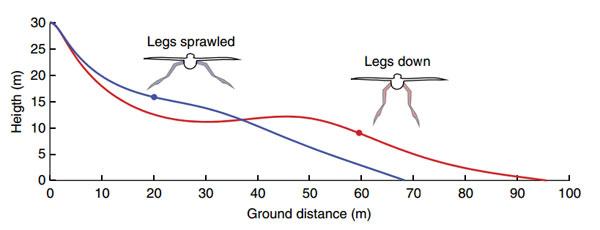 Farklı denemelerdeki aerodinamik performans
