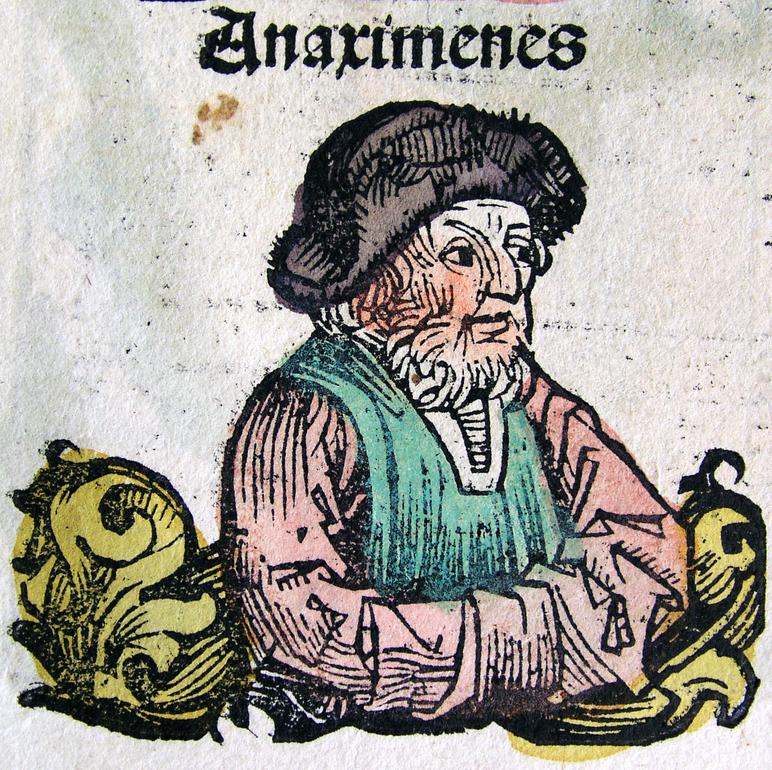 Anaximenes (MÖ 585-528)