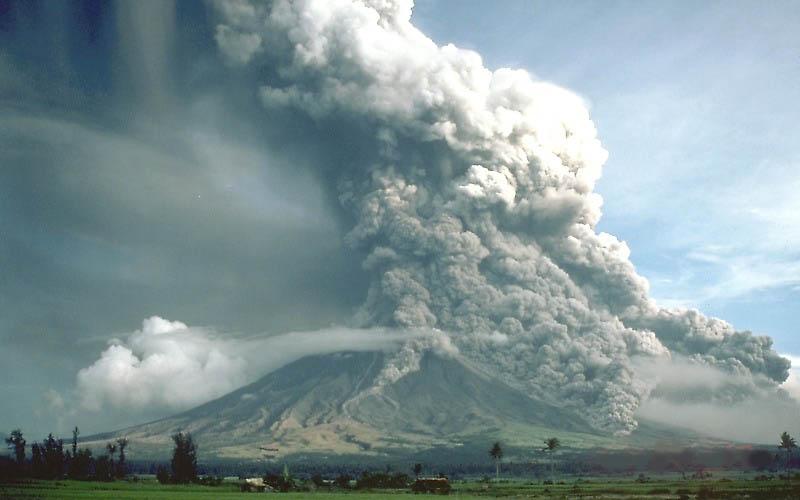 Volkanik faaliyet