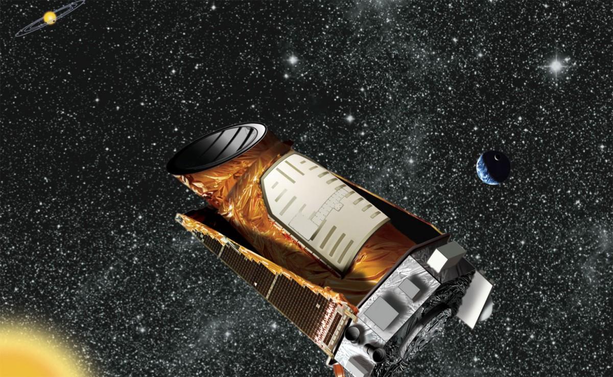 Kepler Gözlem Aracı...