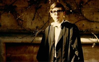 Stephen Hawking 21 yaşında...