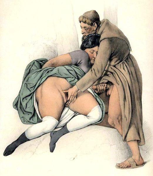 Peter Johann Nepomuk Geiger, 1840, yağlıboya