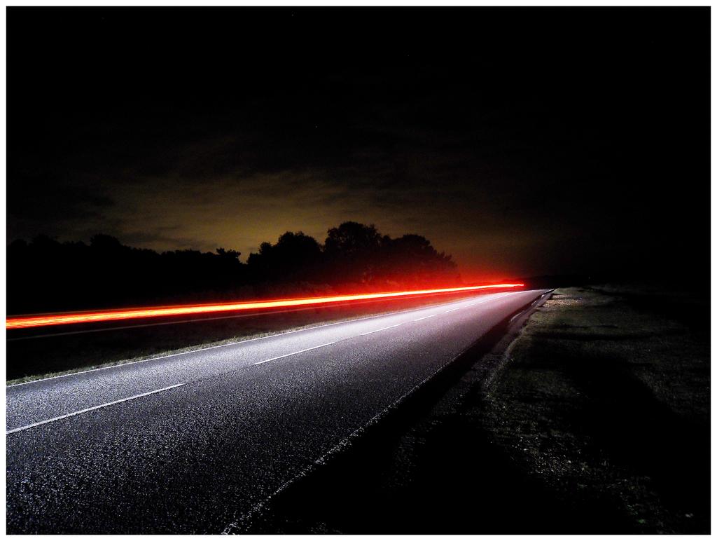 Işık hızı...