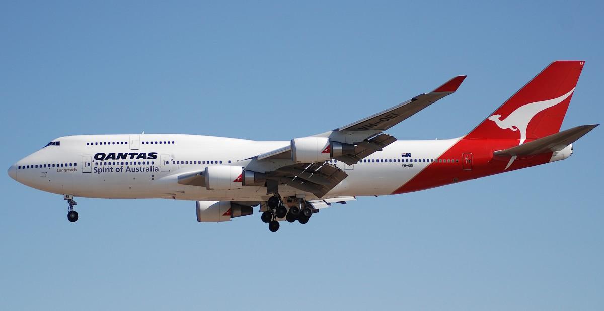 Bir Boeing 747