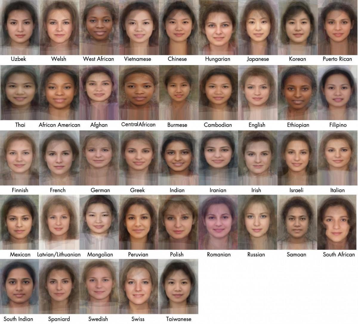 Bilgisayarlar aracılığıyla, tür içerisindeki çeşitliliğin ortalamasını almak mümkündür. Bu ortalama özellikler, bize türümüzün geçmişiyle ilgili ilgi çekici bilgiler sunabilir. Bazı kişiler bu ortalama özellikler arasındaki farklılıkları