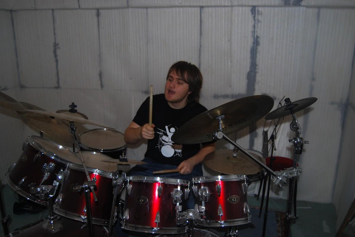 2008 senesinden bir kare... Ankanom Müzik Stüdyosu...