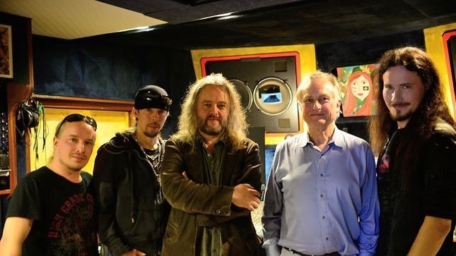 Richard Dawkins Nightwish grubu üyeleri ile