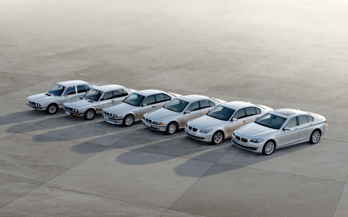 BMW Evrimi