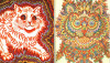 Şizofreni, Bir Ressamın Kedi Algısını Nasıl Etkiledi?