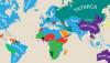 En Yaygın İkinci Diller Atlası