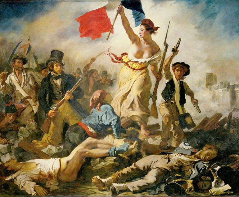 Fransız İhtilali (5 May 1789 – 9 Kas 1799)