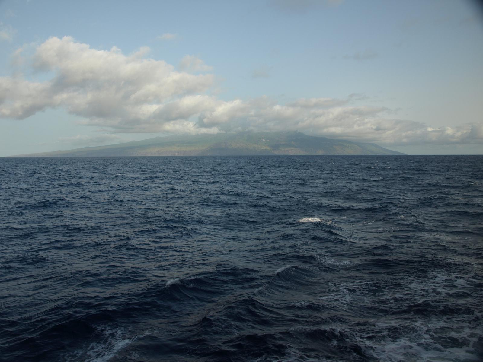 Fogo (Cape Verde Adaları), 10 Ekim 2010 Sabahı