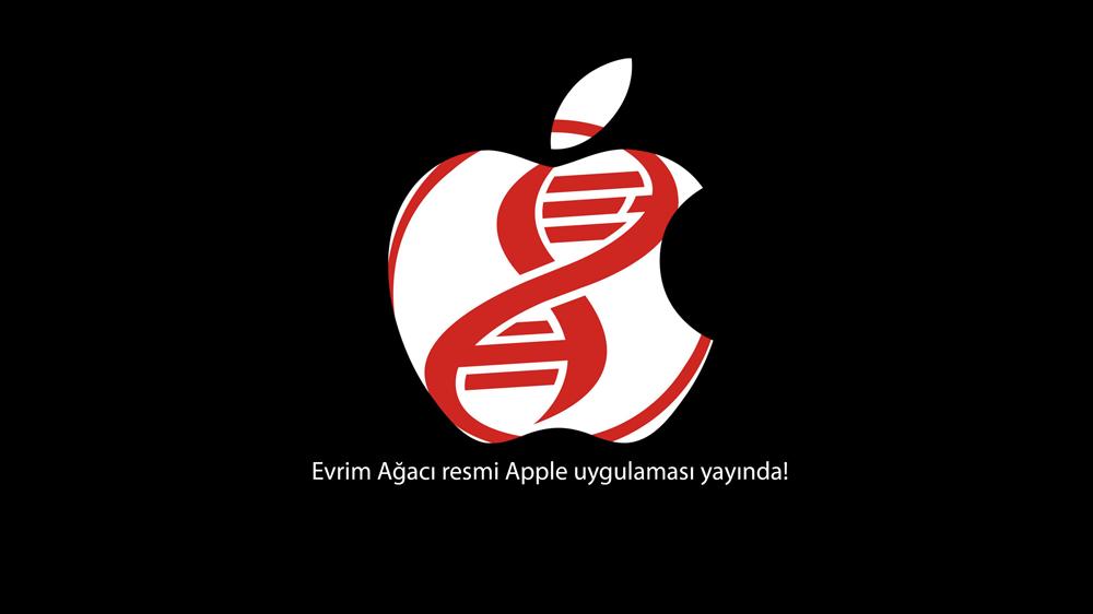 Apple uygulamamız yayında!
