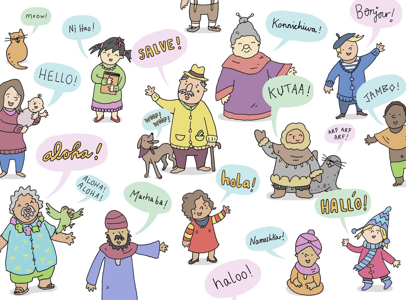 Başka bir dil konuşurken kişiliğiniz değişiyor mu?