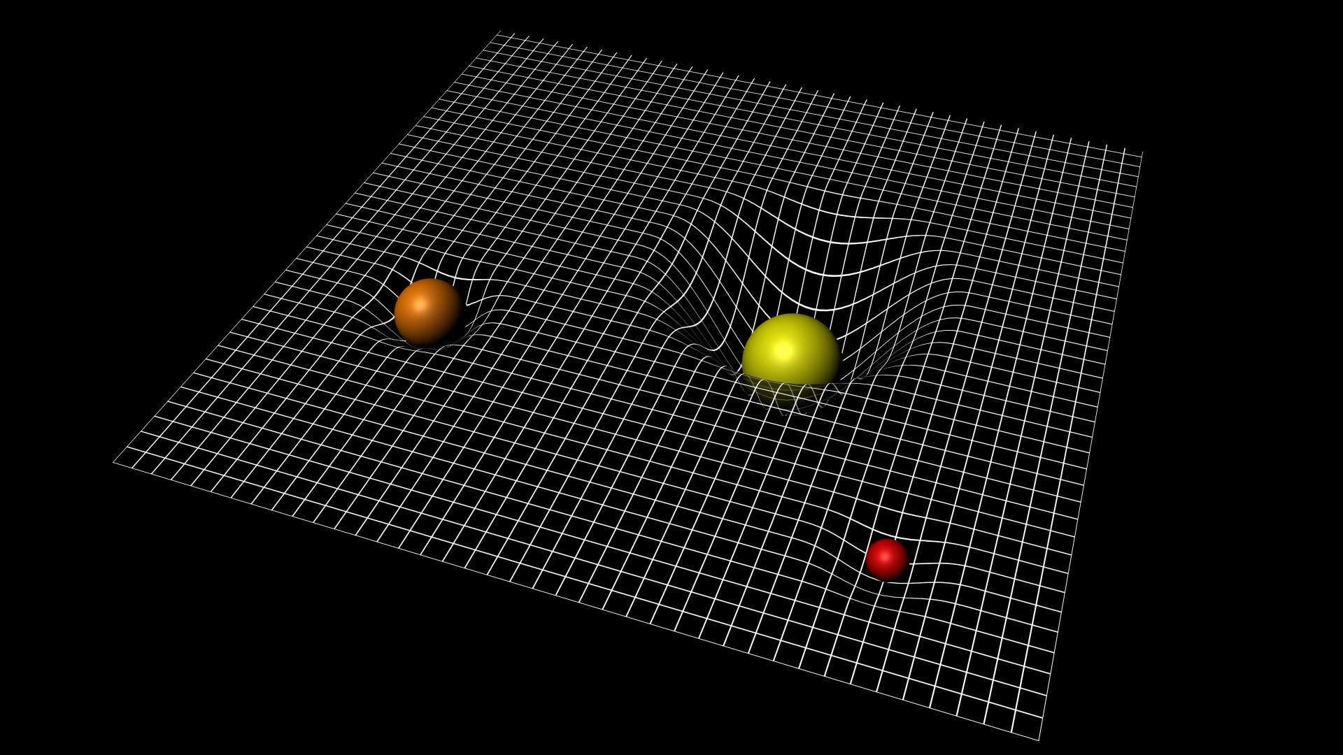 Genel Görelilik Fiziği'nde Uzay-Zaman ve Kütleçekimi