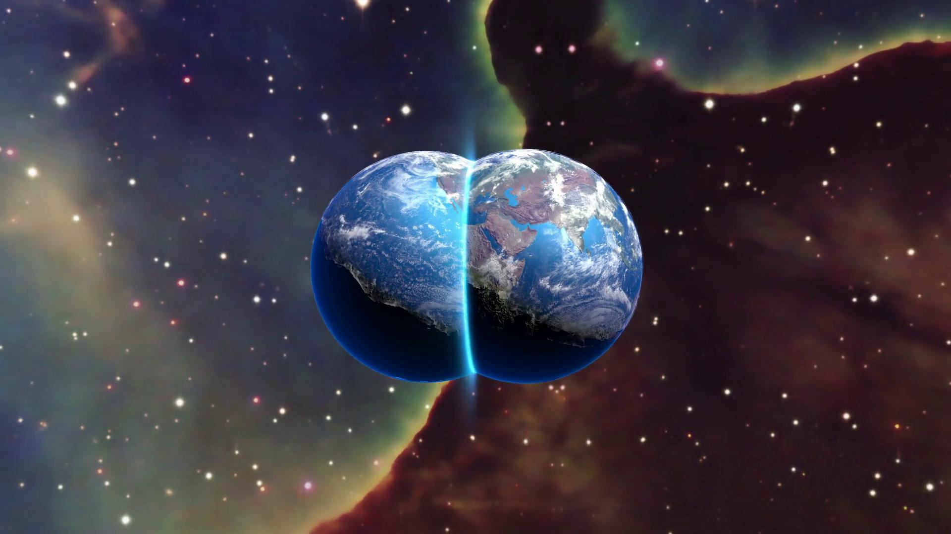 Bu tür görseller hatalı bir fikir vermektedir: Çünkü uyumsuzlaşma (decoherence), aynı Evren içinde yaşanan bir ayrışma değildir. Her ayrışmada, yeni evrenler oluşmaktadır! Dolayısıyla bu görsel yanıltıcıdır.