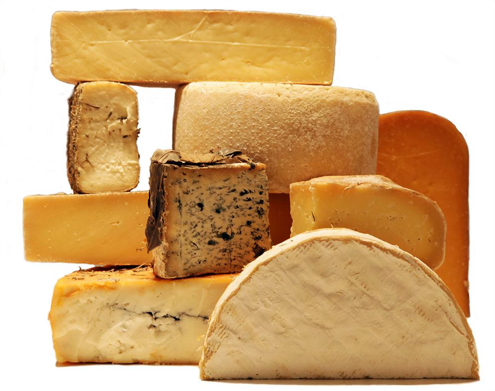 Peynir çeşitleri.