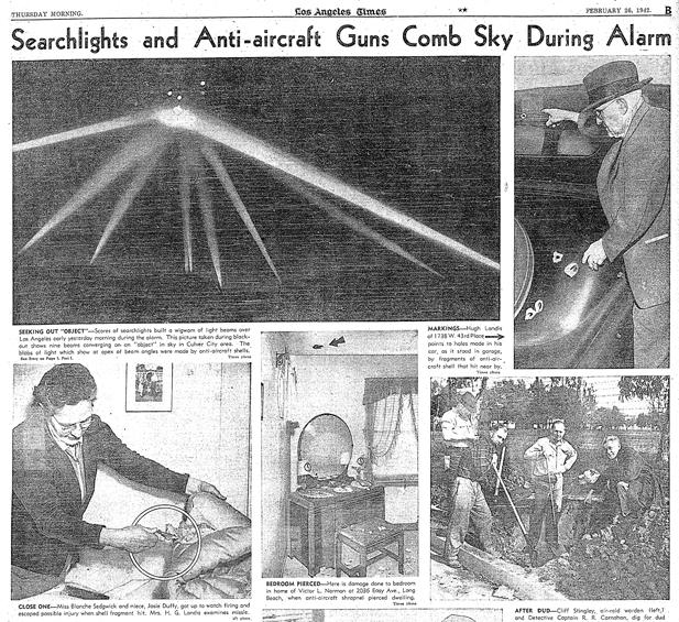 Görsel: Sol üst fotoğrafta olayı gösteren gazete çıktısı