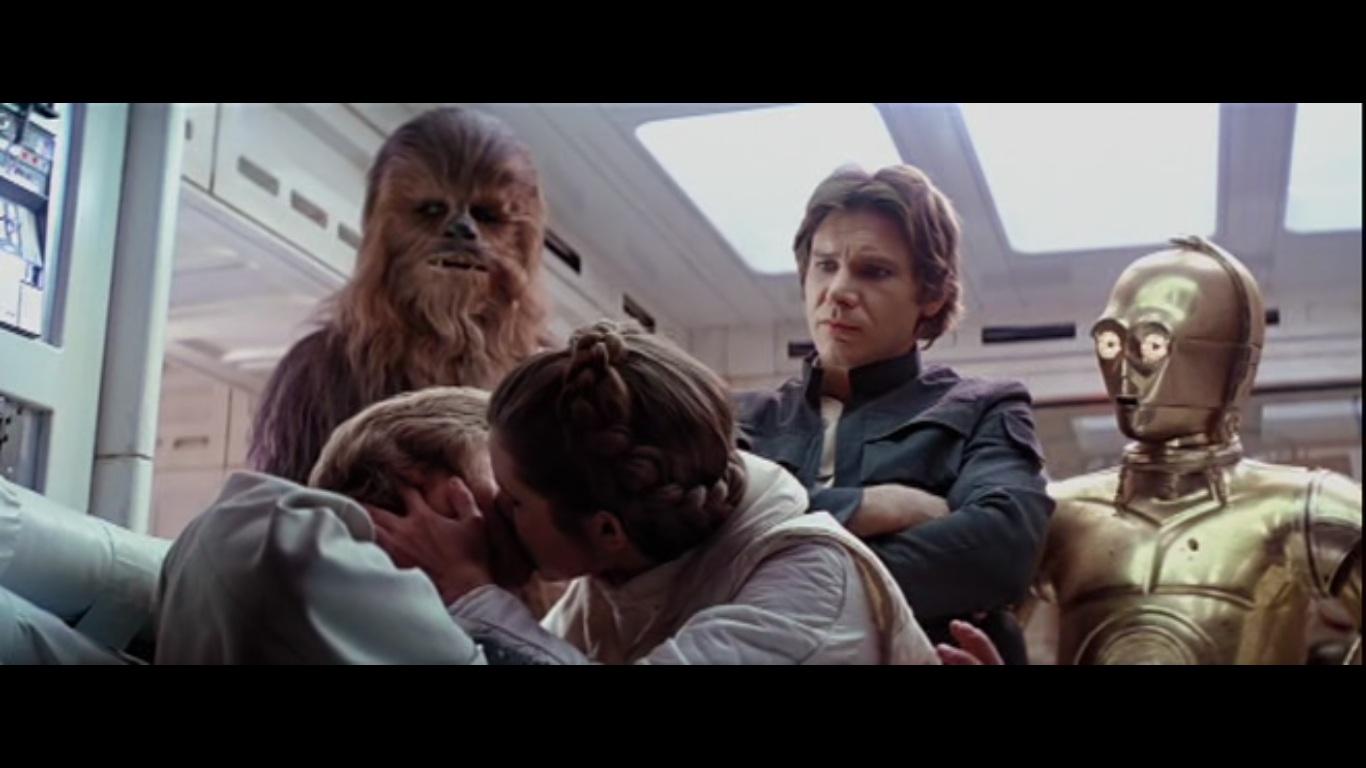 Star Wars'da Ensest
