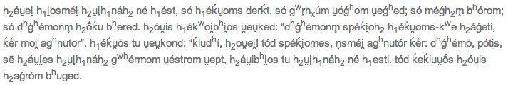 Atalarımızın seslerinin yazılı versiyonu.