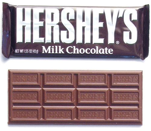 Hershey's Sütlü Çikolata