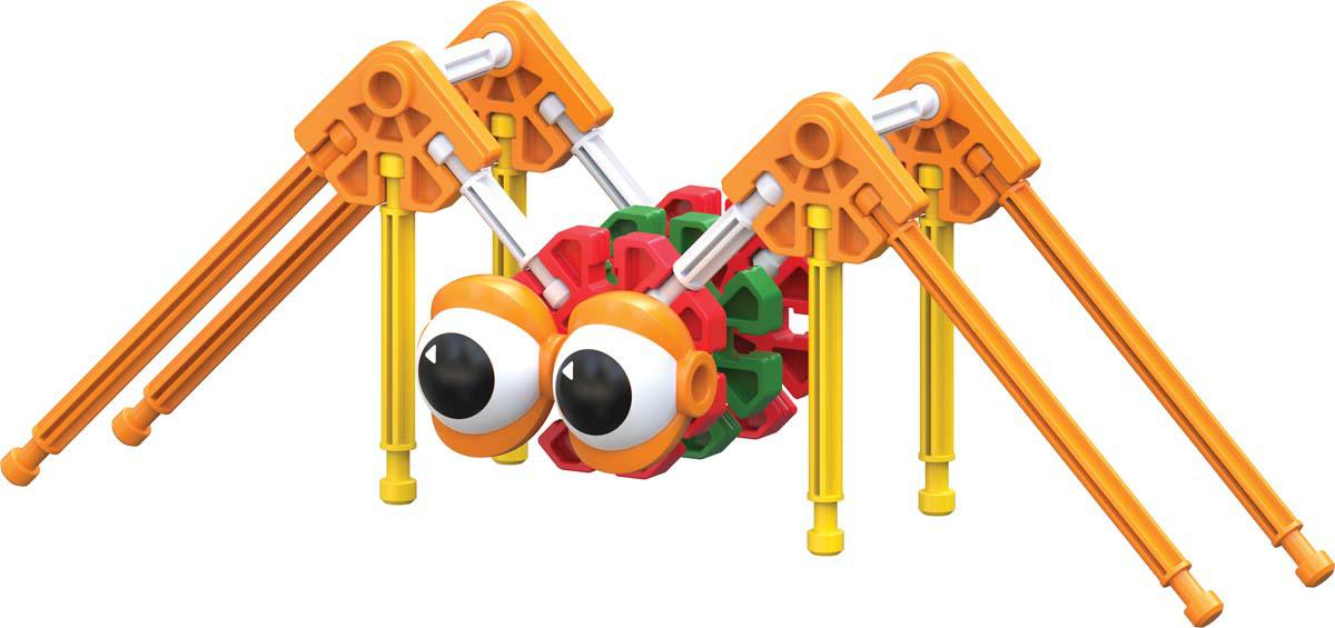 K'Nex; çubuk, bağlantı parçası ve dişli gibi materyallerden oluşan bir set. Daha çok analitik düşünce gerektiren bu sette roller coaster, yel değirmeni vb. yapılar yapılabilir.