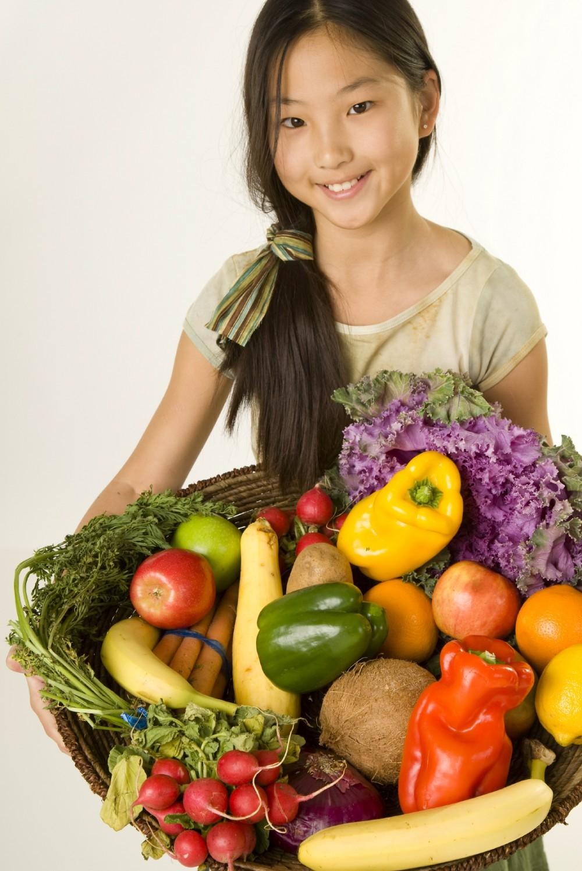 Vejetaryen diyetine bir örnek...