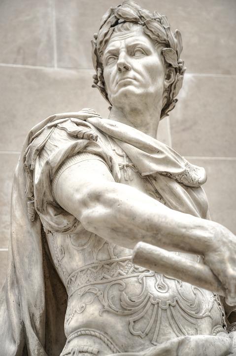 Roma İmparatoru Julius Caesar