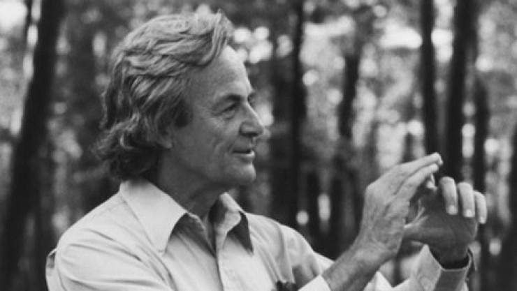 Ünlü Fizikçi Richard Feynman'ın Sanatsal Yönüne Bakış
