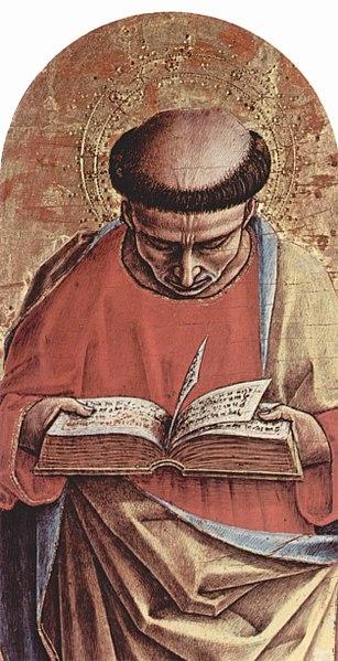 St. Bartholomew'in Kelliği (Carlo Crivelli, 1473)