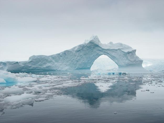 """Görsel 1. """"İklim değişikliği, ortaya çıkardığı birbirine bağlı sorunlar nedeniyle mükemmel bir ahlaki fırtınadır."""""""