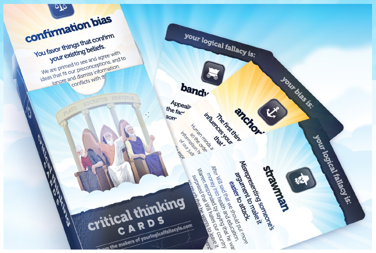 Critical Thinking Card Game