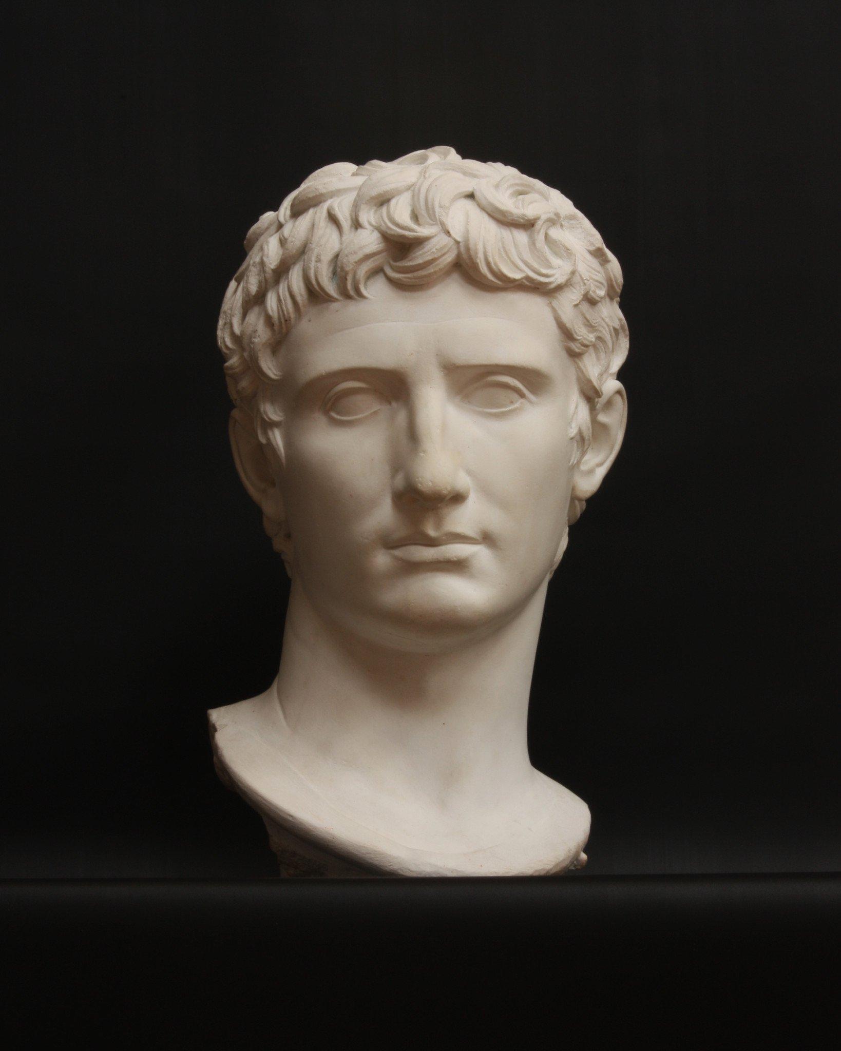 Roma İmparatoru Augustus Caesar