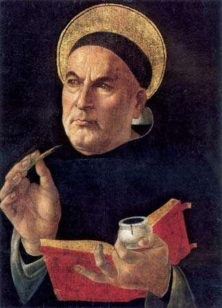Thomas Aquinas (Ortaçağ'da akıl ve dini barıştırmaya çalışan kişi)