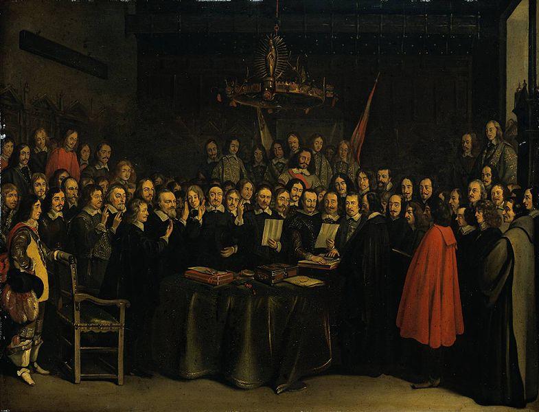 Westphalia Barışı (24 Ekim 1648)