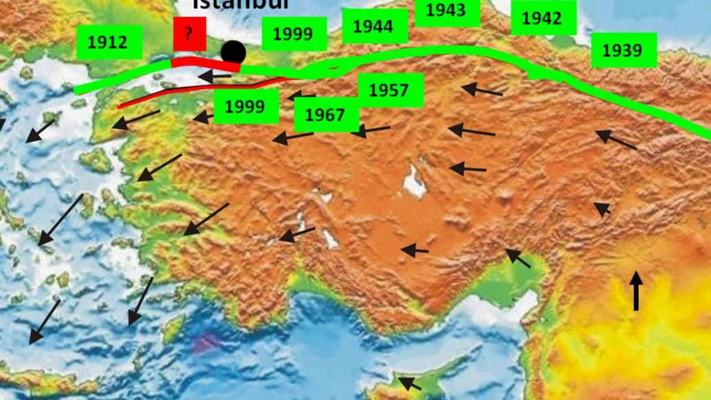 Beklenen Büyük Istanbul Depremi Nedenleri Mekanizmaları Ve Bilimin