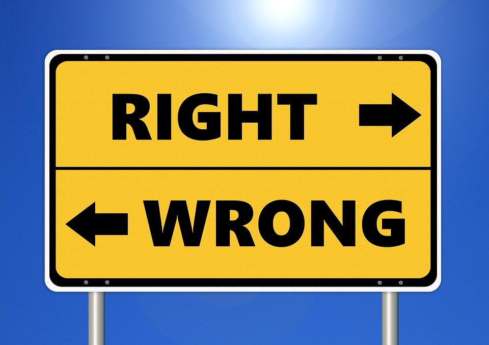 Ahlakçılar gerçek ahlaki sonuçları arzu ederler.