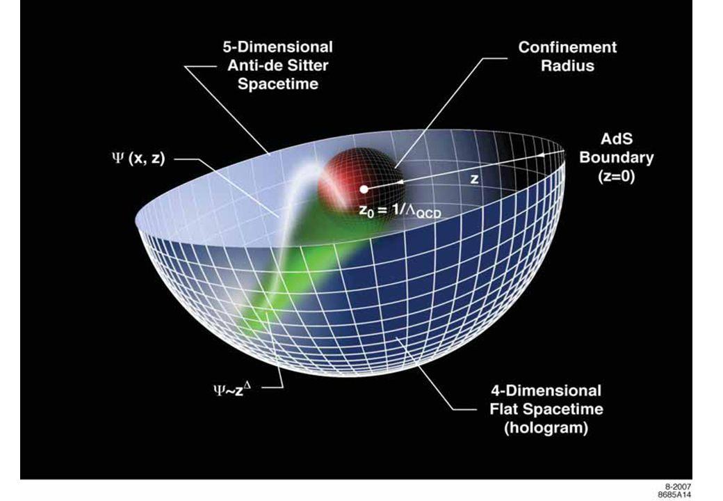 AdS/CFT,  kütleçekimin kuantum doğası hakkında