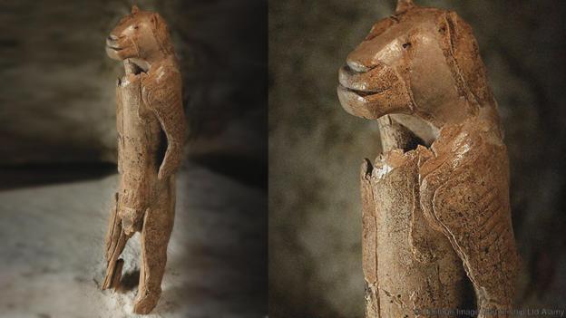 Löwenmensch (Aslaninsan), 30 bin yıldan daha eski.