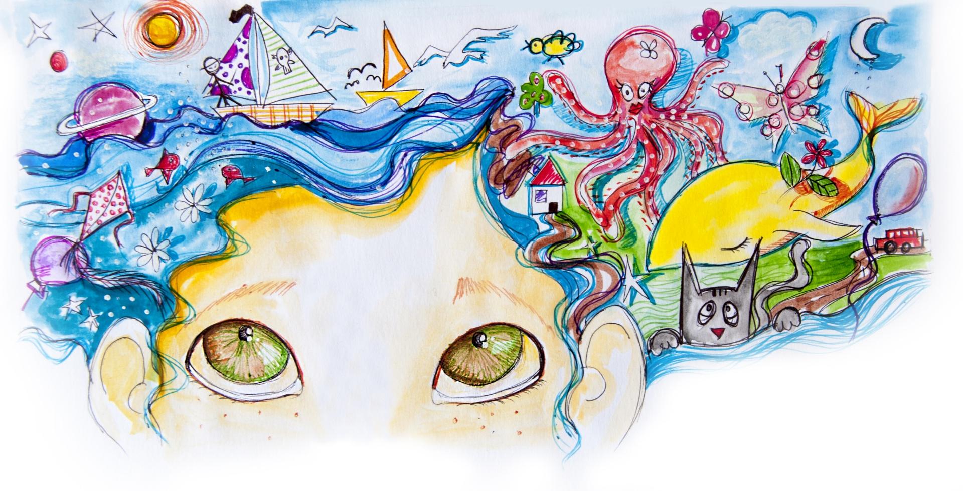 Çocuklarda sıkıntı, yaratıcılığı tetikleyen önemli bir unsurdur