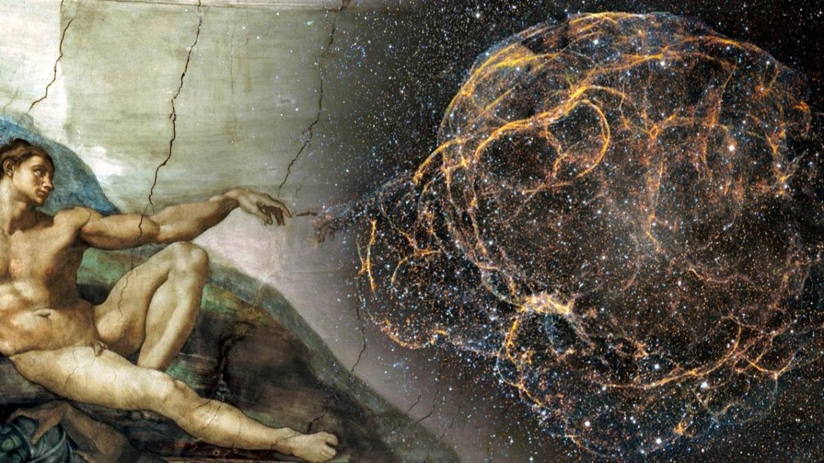 Kelimenin Yaratılışı temalı yazı: basit bir gerçek üzerine bir deneme