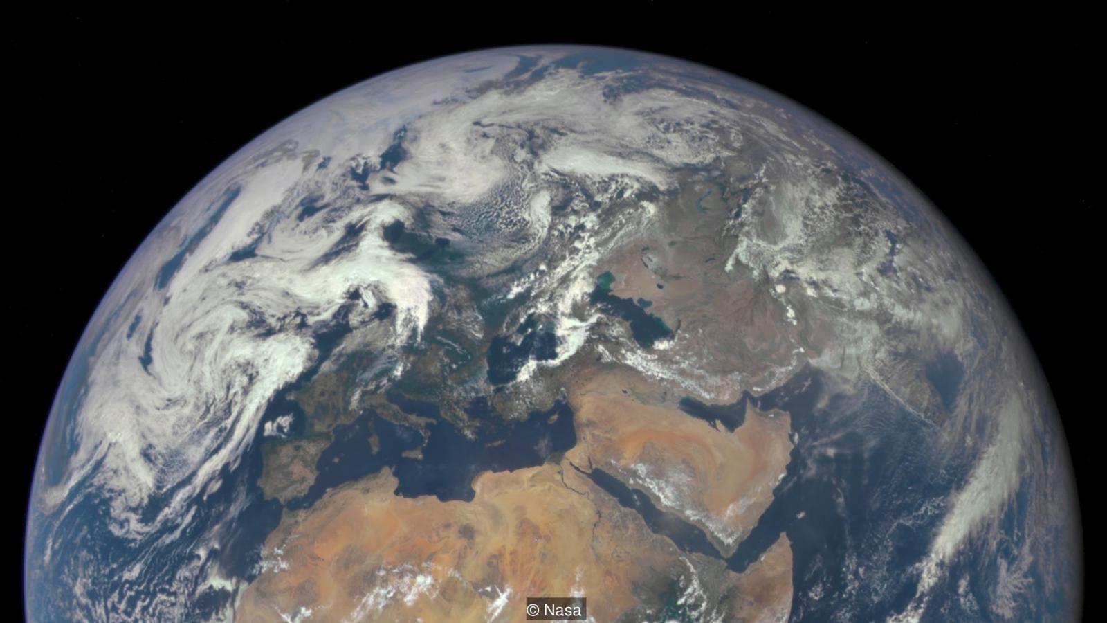 Dünya, yaşamı bulduğumuz tek yerdir.