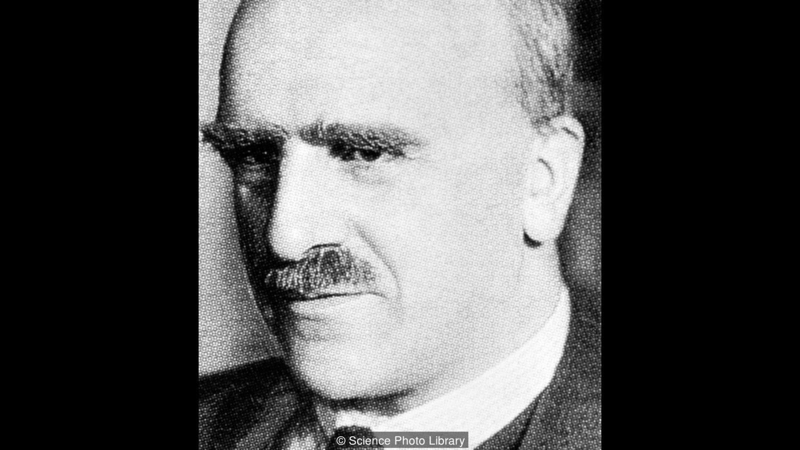 İngiliz genetikçi JBS Haldane