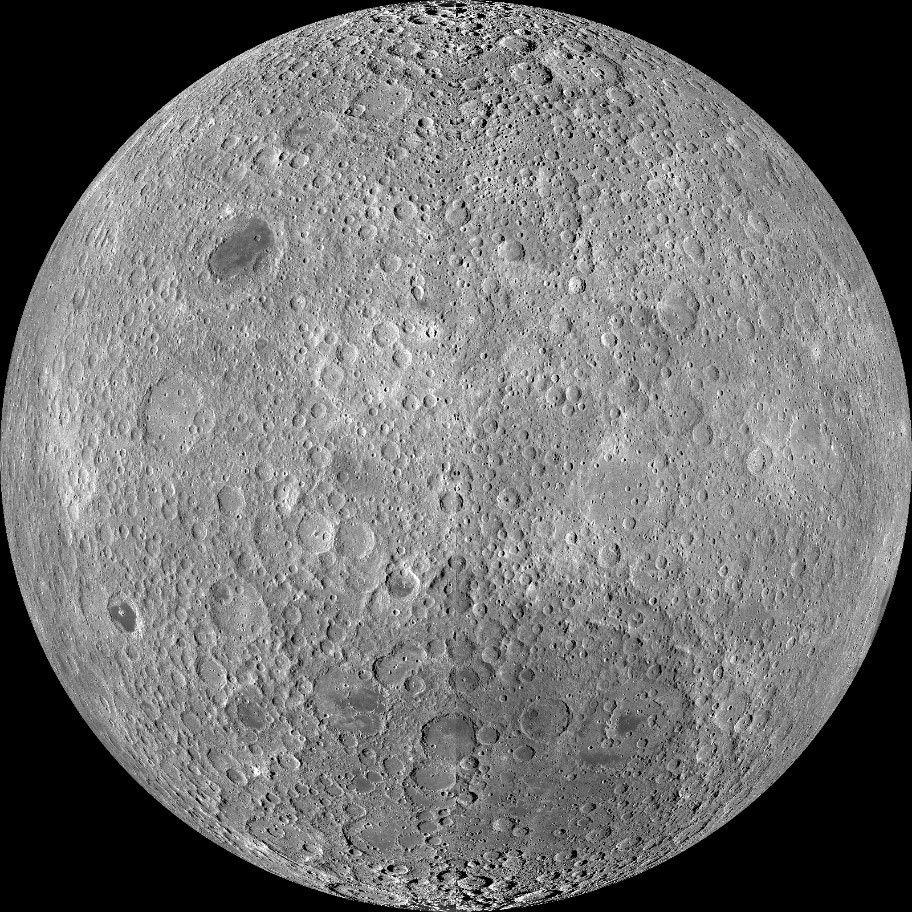 Ay'ın Gözükmeyen Yüzü