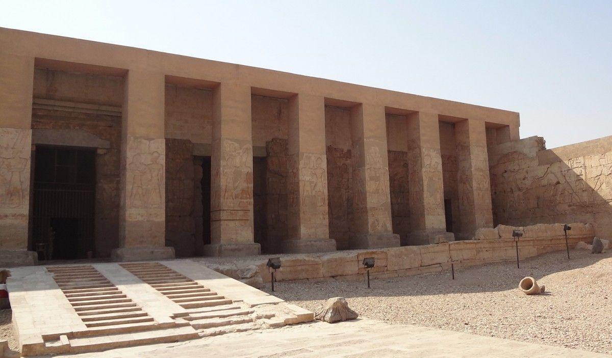 Açıklama: Seti I Tapınağı