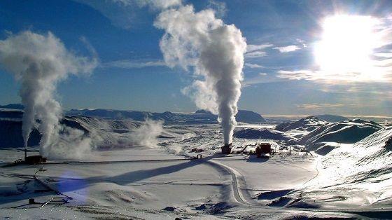 Jeotermal Santraller