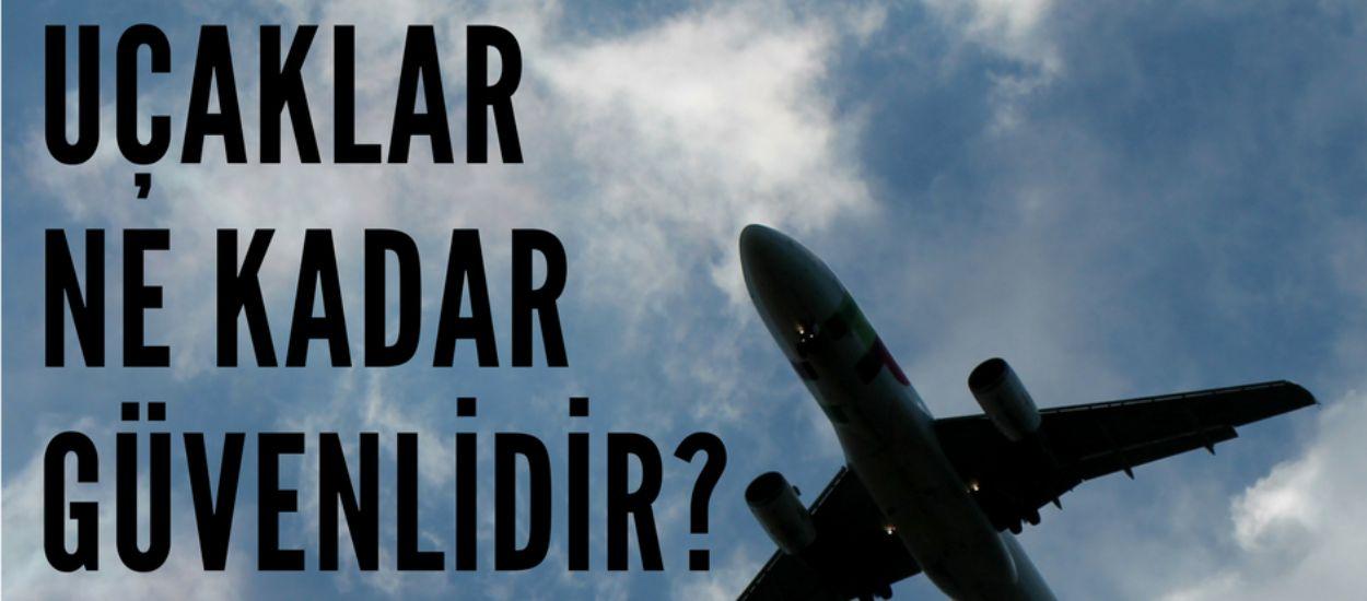 Uçaklar Ne Kadar Güvenlidir?
