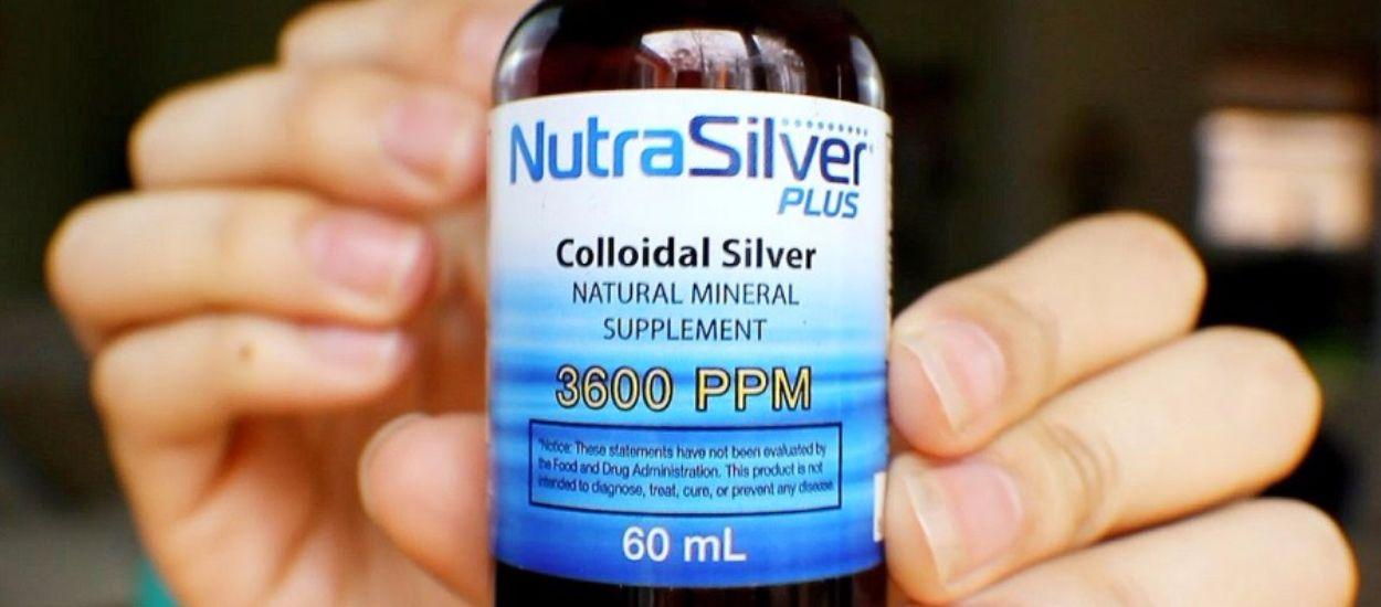 Kolloidal gümüş - kullanım önerileri